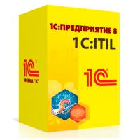 1С:Предприятие 8. ITIL Управление информационными технологиями предприятия КОРП