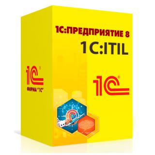 1С:Предприятие 8. ITIL Управление информационными технологиями предприятия КОРП (USB)