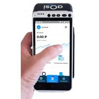 aQsi -5Ф мобильный курьер с приемом банковских карт