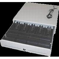 Денежный ящик Cashlux CD-4201 (Белый цвет)