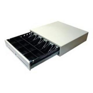 Денежный ящик Cashlux CD-4201 (Серый цвет)